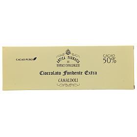 Chocolate amargo 150 gr Camaldoli s1