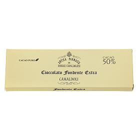 Chocolate amargo 150 gr Camaldoli s2
