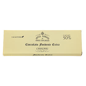 Cioccolato fondente 150 gr Camaldoli s2