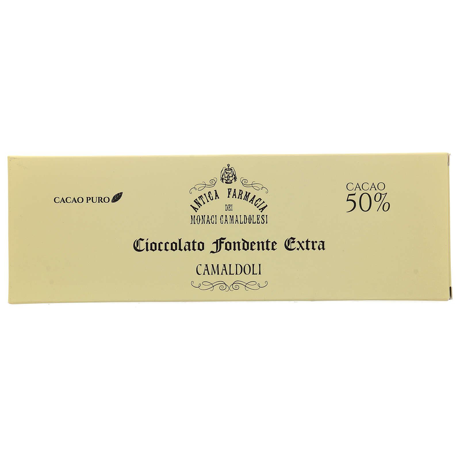 Chocolate preto 150 g Camaldoli 3