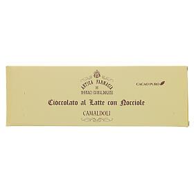 Milk chocolate with nuts 150gr Camaldoli s1