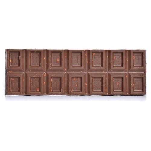 Milk chocolate with nuts 150gr Camaldoli 2