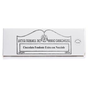 Cioccolato fondente extra nocciole150 gr Camaldoli s1