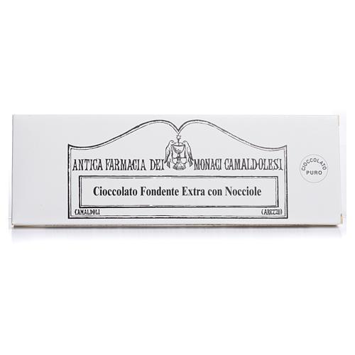 Cioccolato fondente extra nocciole150 gr Camaldoli 1