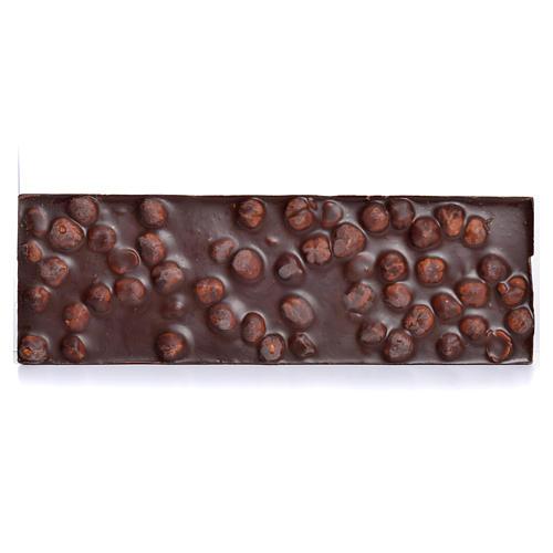 Cioccolato fondente extra nocciole150 gr Camaldoli 3