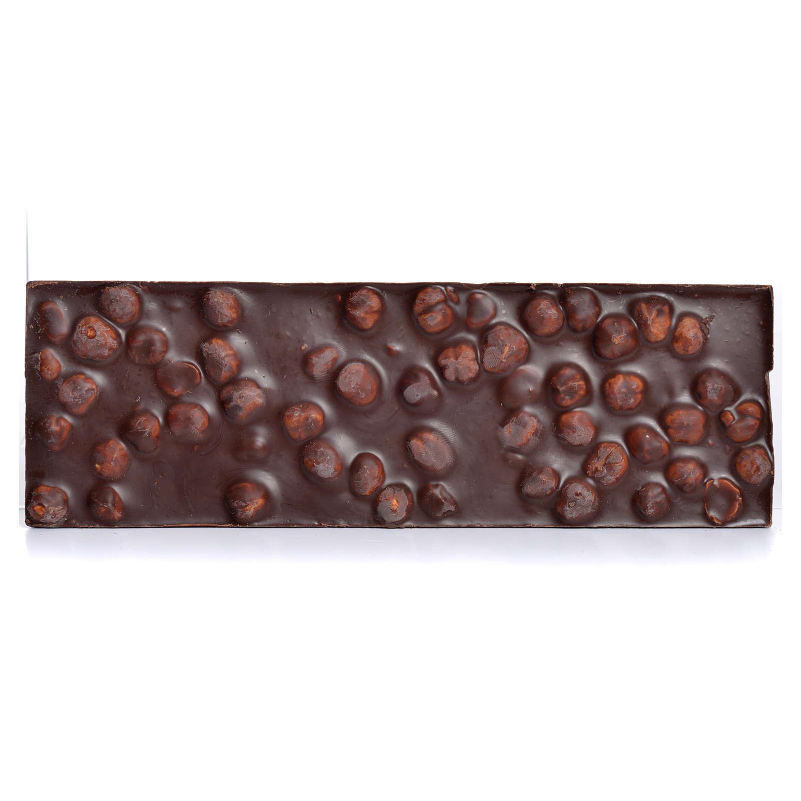 Chocolate preto extra avelãs 150 g Camaldoli 3
