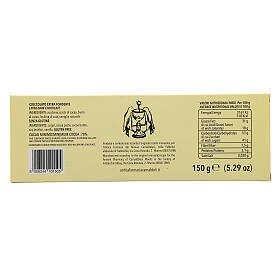 Chocolate amargo extra 70% 150 gr Camaldoli s3
