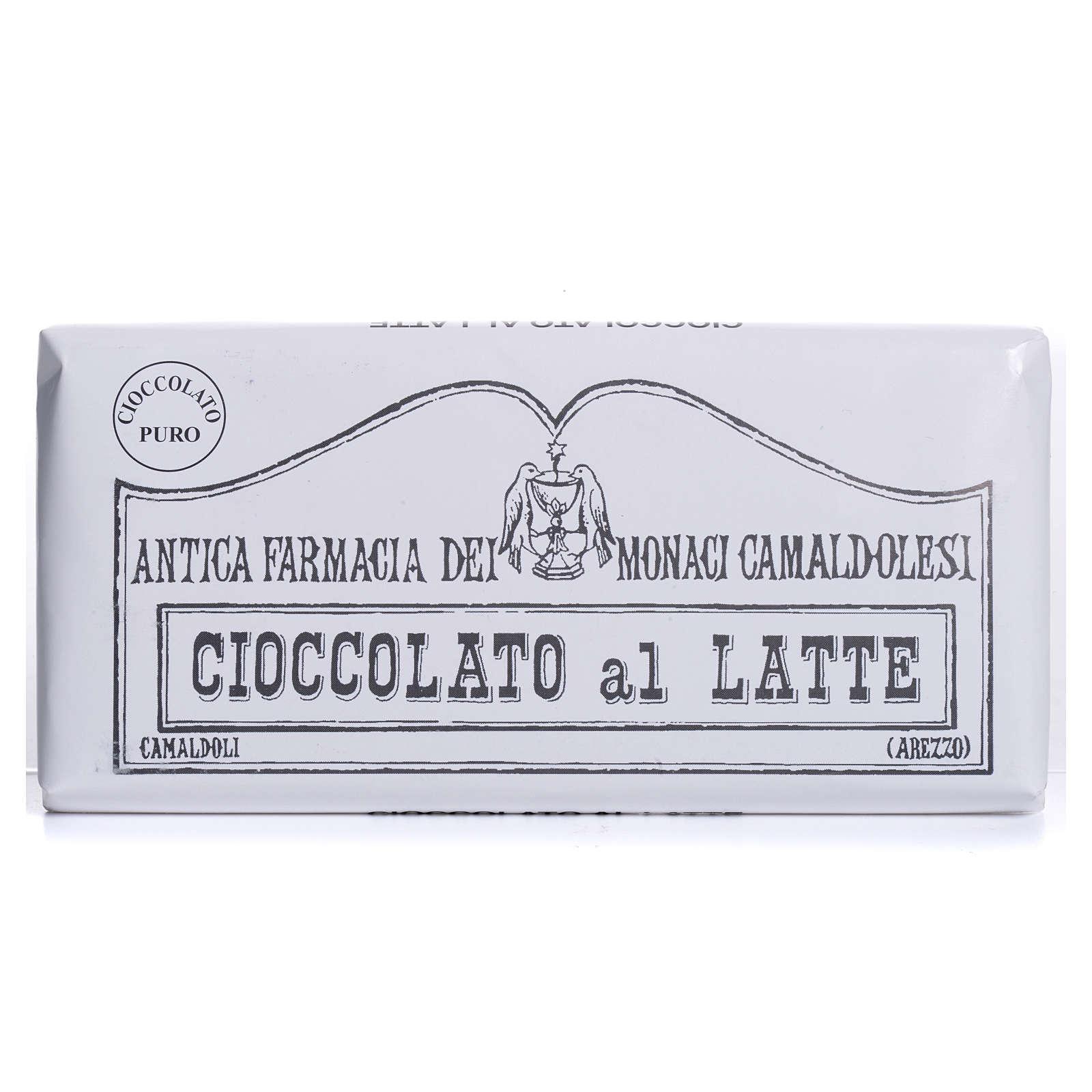 Chocolate con leche 50 gr Camaldoli 3