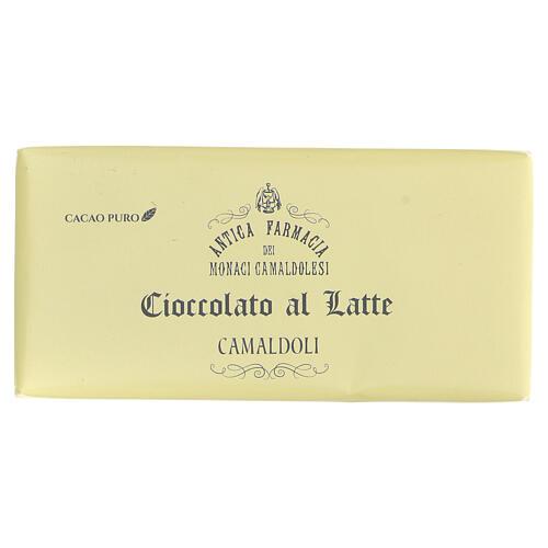 Chocolate de leite 50 g Camaldoli 1