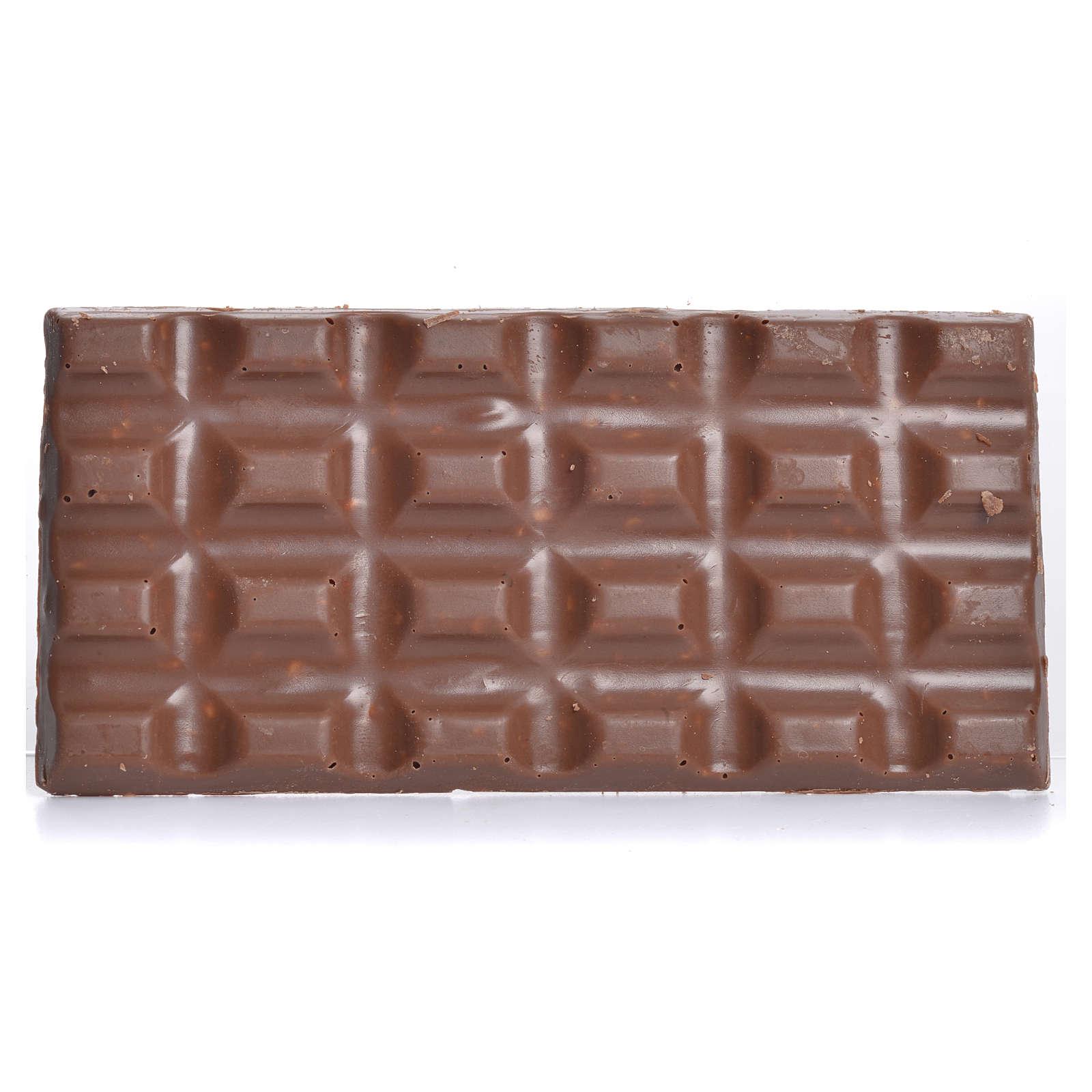 Milk chocolate with broken nuts 50gr Camaldoli 3