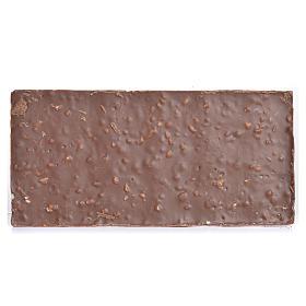 Cioccolato al latte con nocciole tritate 50 gr Camaldoli s3
