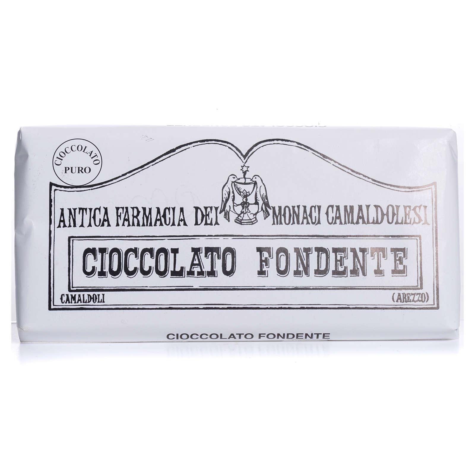 Chocolate amargo 50 gr Camaldoli 3
