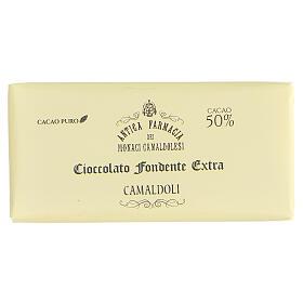 Chocolate amargo 50 gr Camaldoli s1