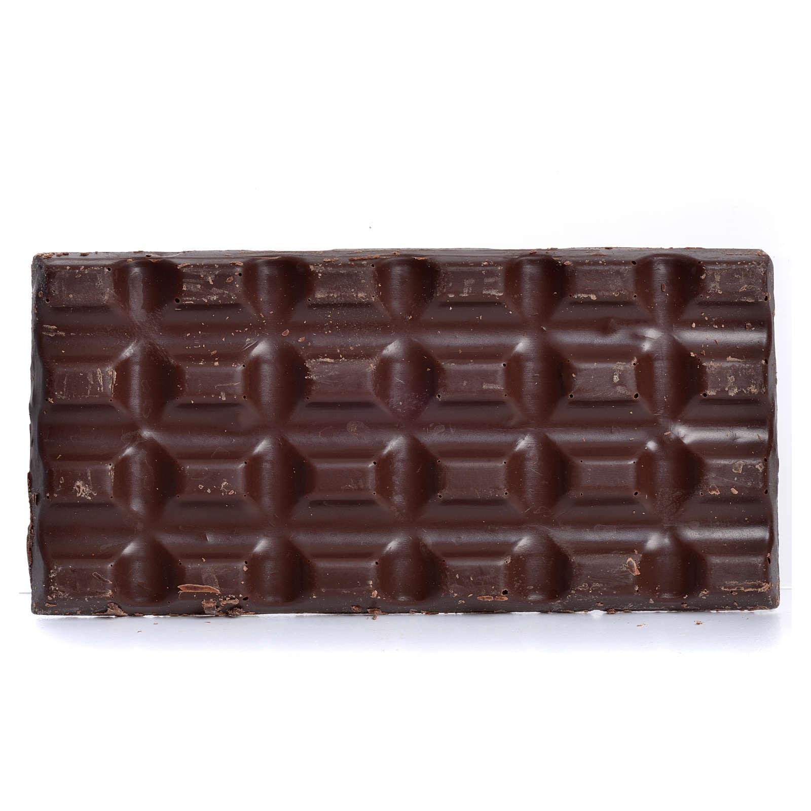 Cioccolato fondente 50 gr Camaldoli 3