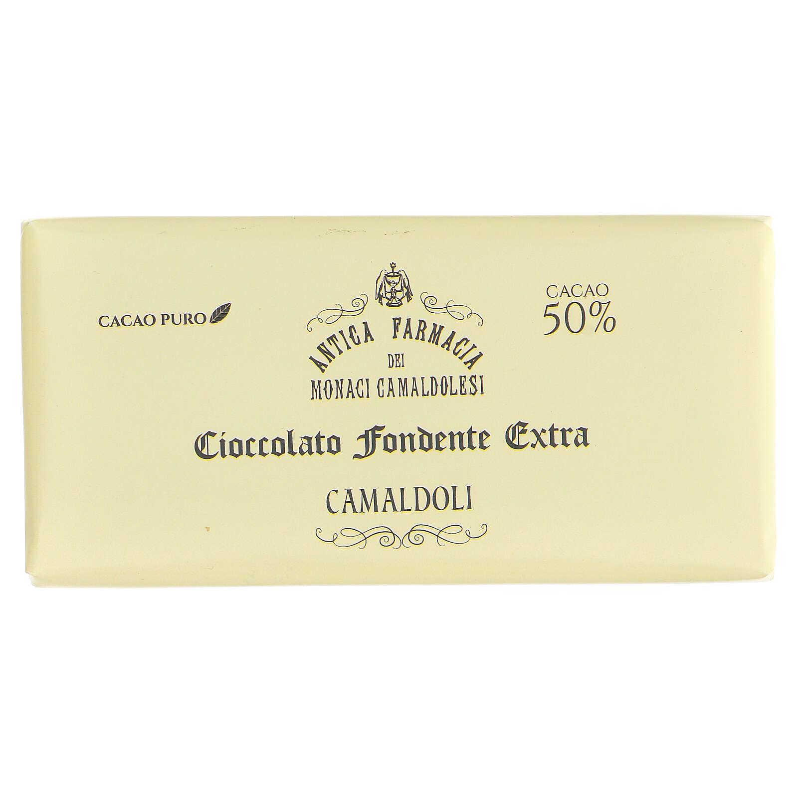 Czekolada gorzka 50g Camaldoli 3