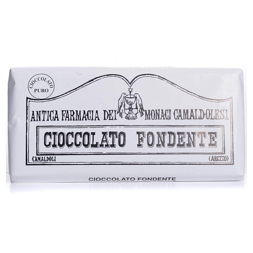 Chocolate preto 50 g Camaldoli 1