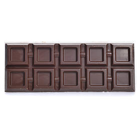 Cioccolato fondente senza zuccheri agg 100 gr Camaldoli s2