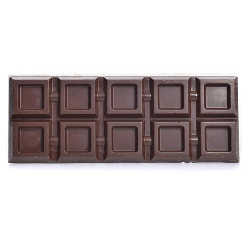 Cioccolato fondente senza zuccheri agg 100 gr Camaldoli 2