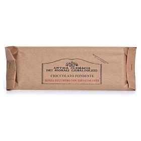 Dark chocolate no added sugar, 100gr Camaldoli s1