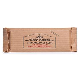 Chocolate con leche sin azúcares añadidos 100 gr Camaldoli s1