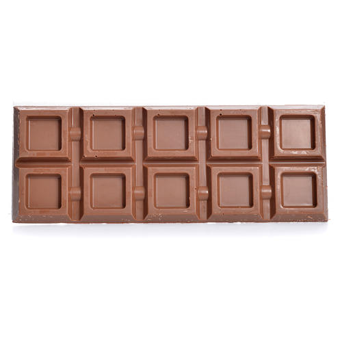 Cioccolato al latte senza zuccheri agg 100 gr Camaldoli 2