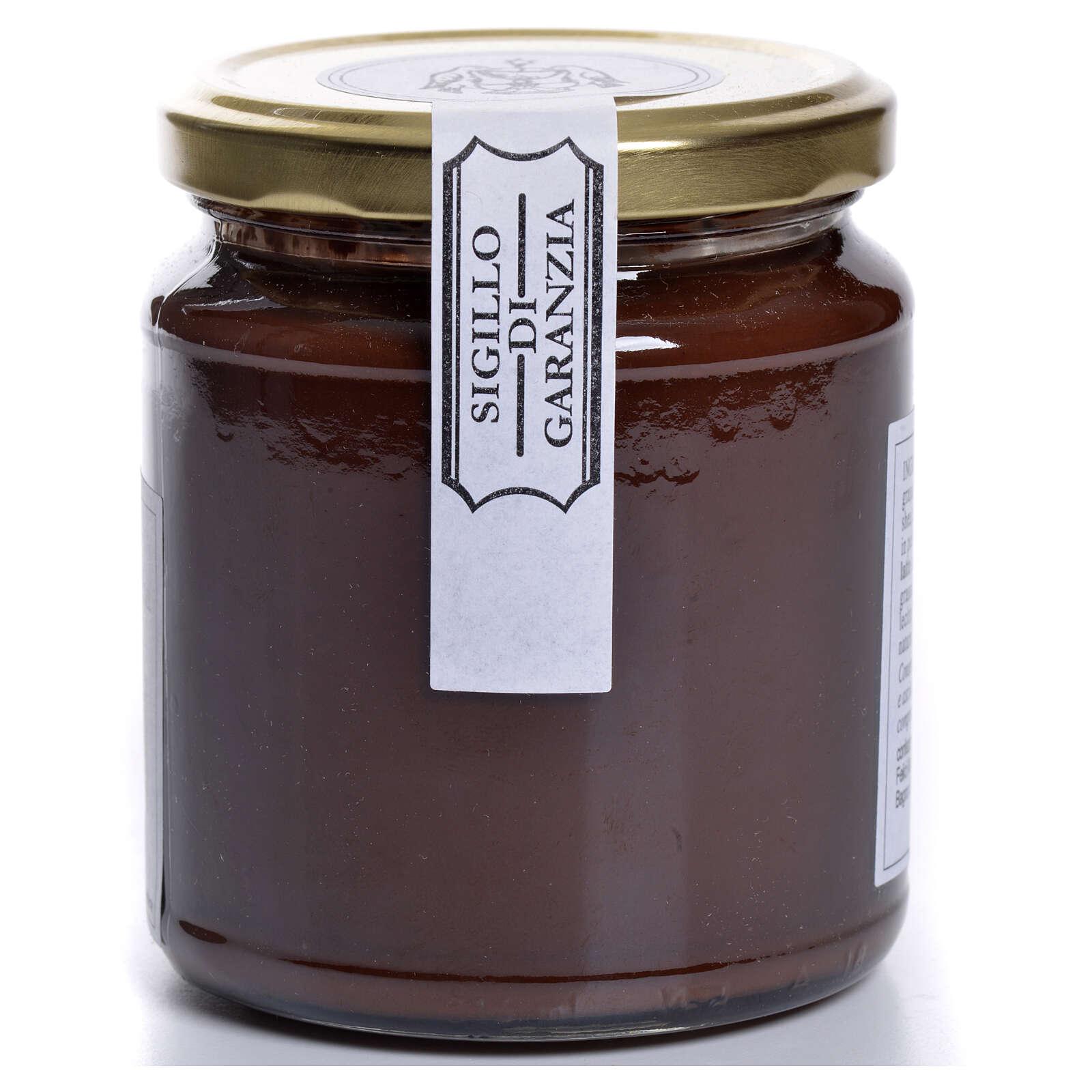 Creme de chocolate preto 300 gr Camaldoli 3