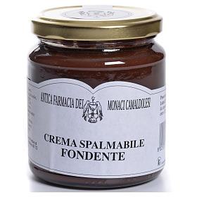 Dark chocolate cream 300gr Camaldoli s1