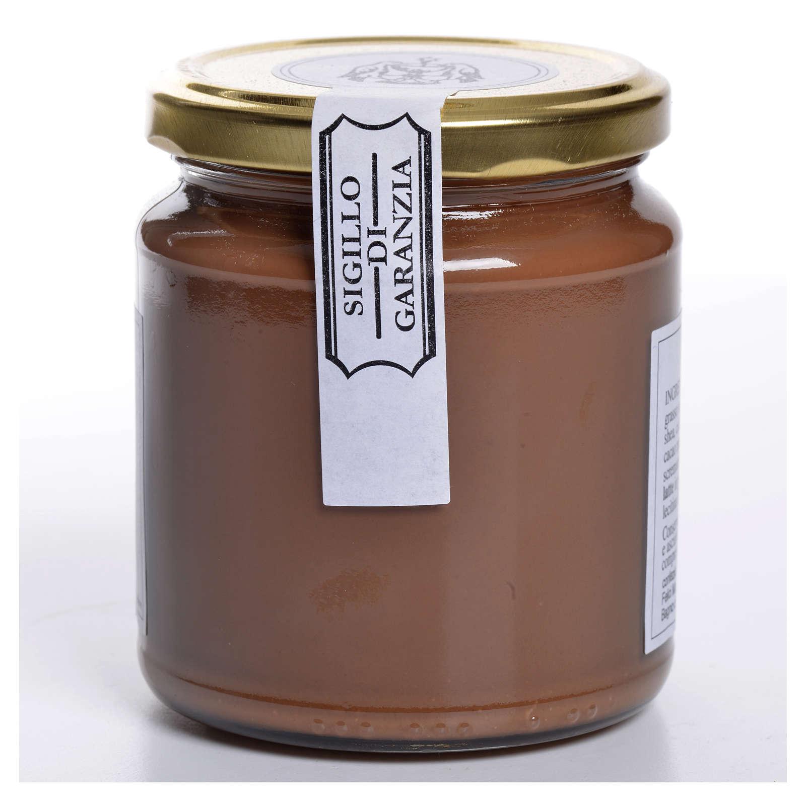 Crème de chocolat aux noisettes 300g Camaldoli 3