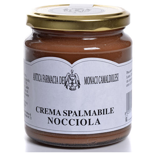 Crème de chocolat aux noisettes 300g Camaldoli 1