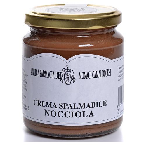 Krem czekoladowy o smaku orzechów laskowych 300g Camaldoli 1
