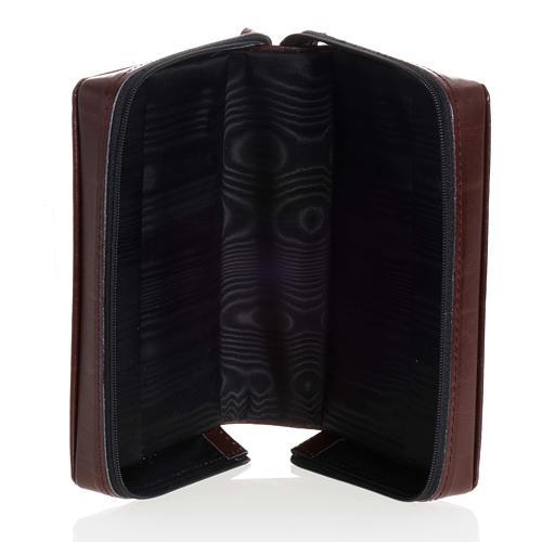 Kunstledereinband 1 Bände schwarz mit Reißverschluß 5