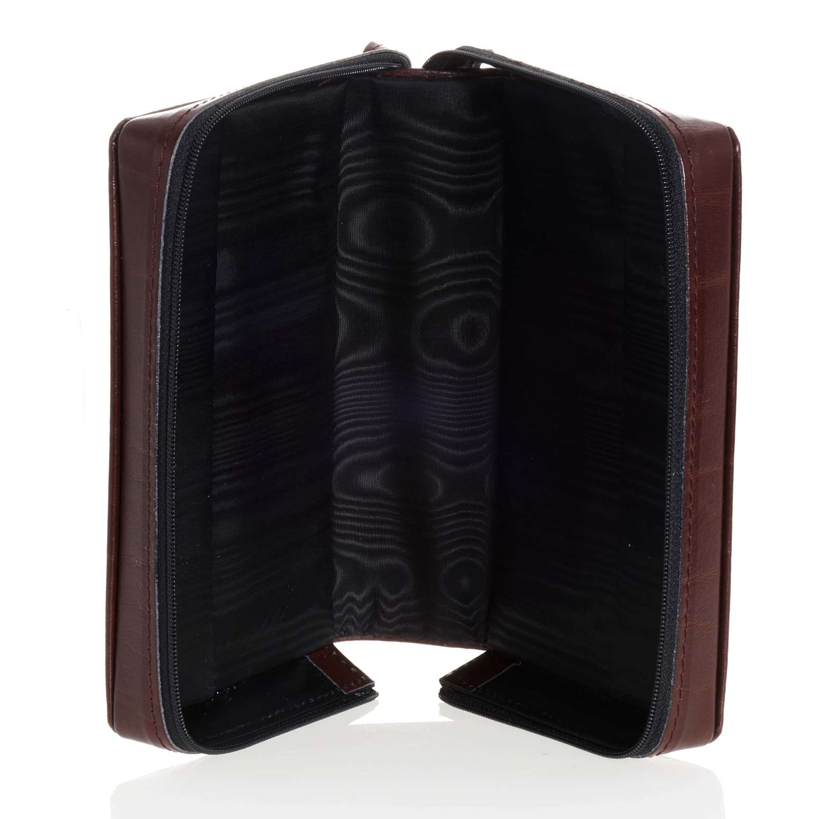 Couverture bréviaire fermeture éclair cuir différents couleur 4