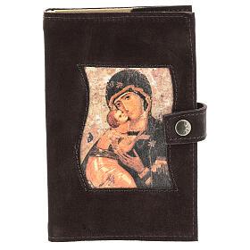 Copertina 4 vol. pelle camoscio icona s1