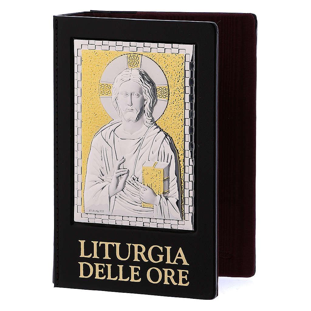 Copertina 4 vol. placca Pantocratore 4