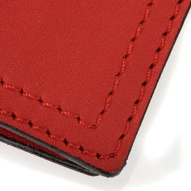 Cover for Benedictional in leather, Alpha Omega s3