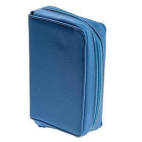 Copertina 4 vol. pelle azzurro s2