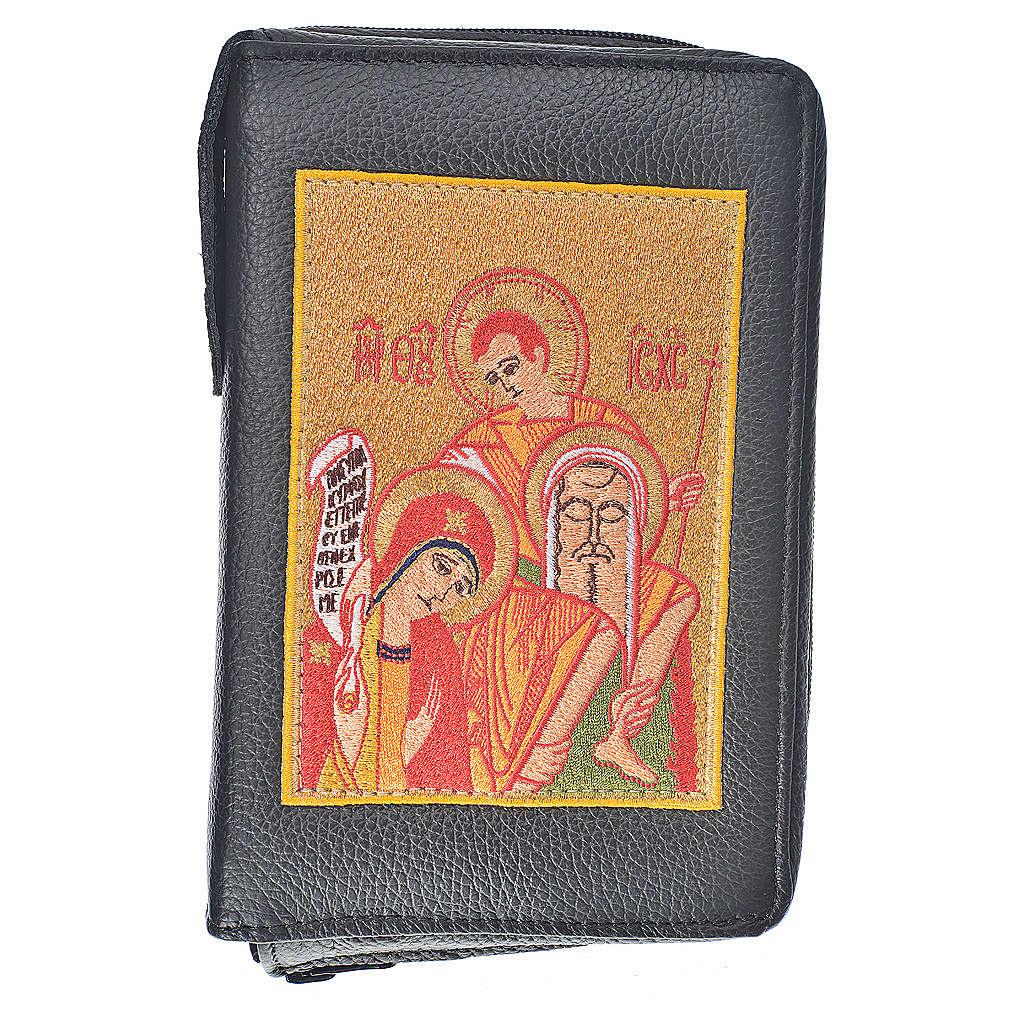 Funda lit. de las horas 4 vol. negra Sagrada Familia Kiko 4
