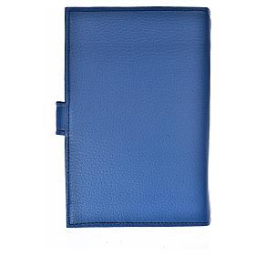 Funda lit. de las horas 4 vol. símil cuero azul V. Tercero Milen s5