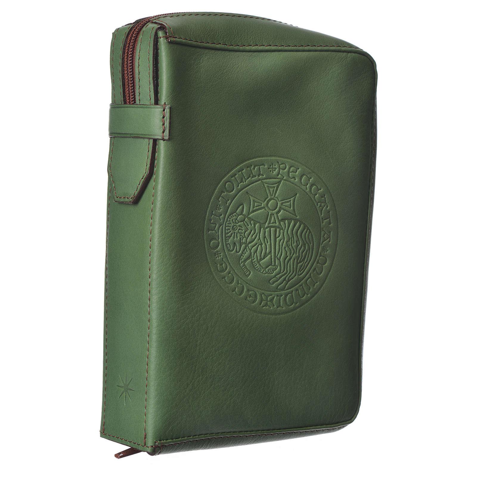 Copertina lit. ore 4 vol. Agnello impresso verde Bethléem 4