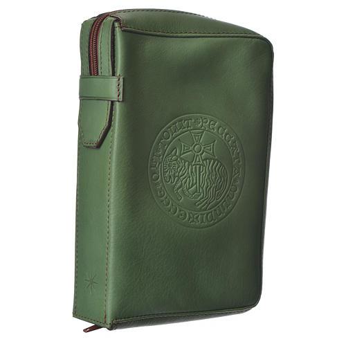 Copertina lit. ore 4 vol. Agnello impresso verde Bethléem 3