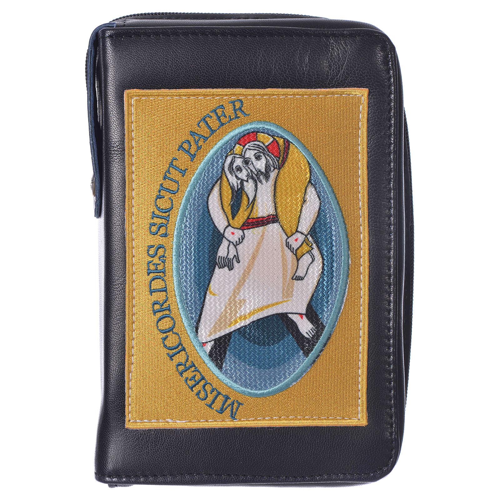 STOCK Custodia Liturgia ore 4 volumi Giubileo Misericordia nera 4