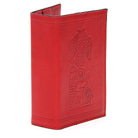 Copertina Lit. vol. unico pelle rossa S. Francesco impresso s4