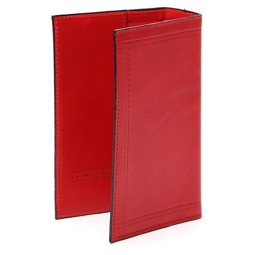 Copertina Lit. vol. unico pelle rossa S. Francesco impresso 3