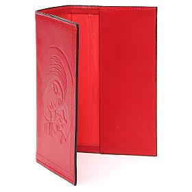 Copertina Lit. vol. unico pelle rossa Madonna s2