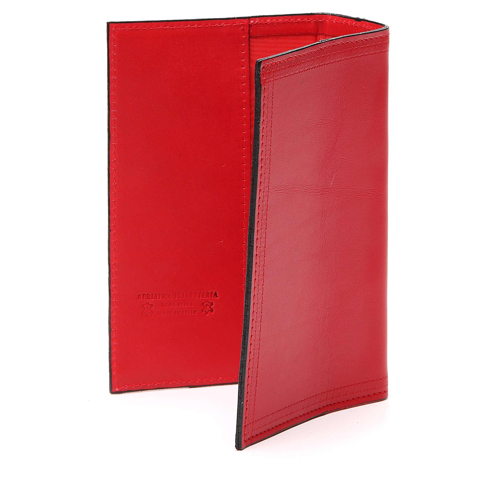 Copertina Lit. vol. unico pelle rossa IHS 4