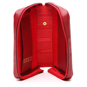 Custodia Lit. Vol. unico IHS rosso pelle s5