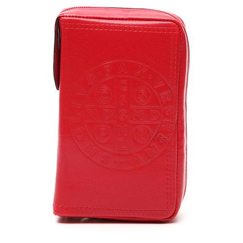 Custodia Lit. Vol. unico rosso S. Benedetto 1