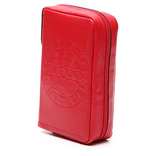 Custodia Lit. Vol. unico rosso S. Benedetto 2