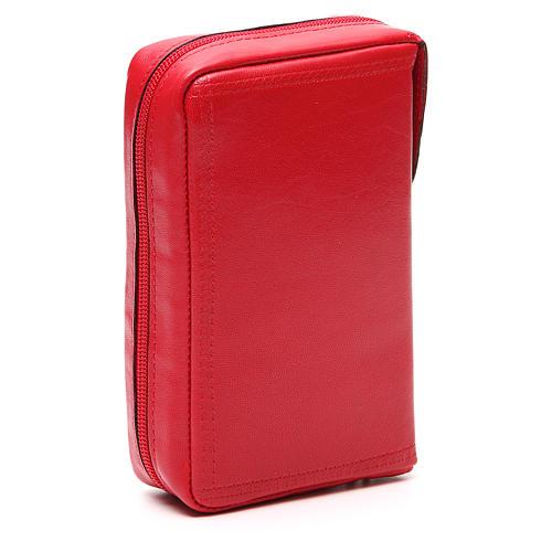 Custodia Lit. Vol. unico rosso S. Benedetto 3