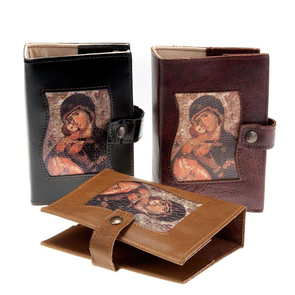 Copertina vol. unico pelle Madonna 4